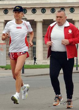 """""""Keine Stunde im Leben, die man im Sport verbringt, ist verloren"""" (Winston Spencer Churchill) (c) StS Sport"""