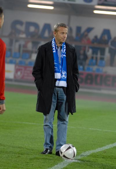 Vor dem Spiel hatte ich auf einen 3:0 Heimsieg für den TSV Hartberg getippt und gewonnen (C) Josef Summerer