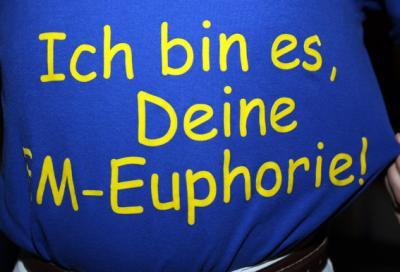 72 Prozent der Österreicher sprechen sich für weitere Sport-Großveranstaltungen, à la EURO aus (C) GEPA pictures / Hans Oberländer