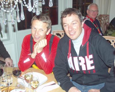 Fritz Strobl, Silbermedaillengewinner (C) Alfred Taucher
