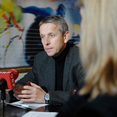 Beim Pressegespräch (C) HBF / Andy Wenzel