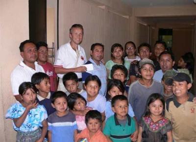 In der Maya-Schule (C) Günther Pilz