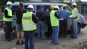 Effiziente Kontrolle der illegalen Beschäftigung durch die KIAB (C) Wirtschaftskammer Steiermark