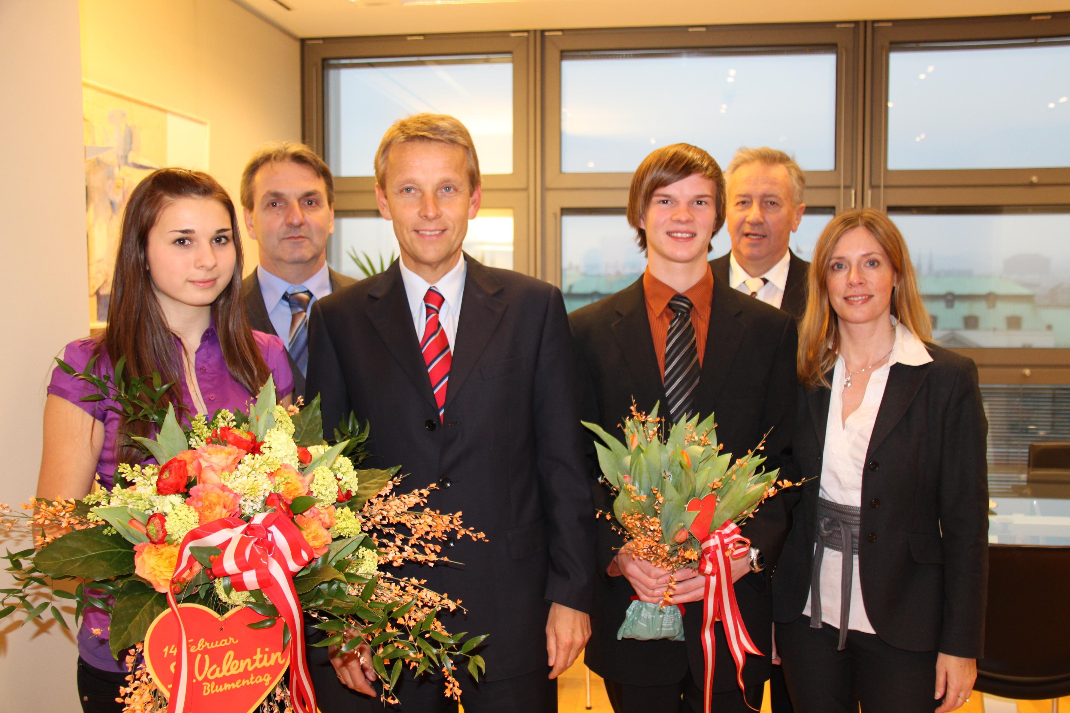 Blumengrüße vom Blumenbüro Österreich (C) Sven Pöllauer