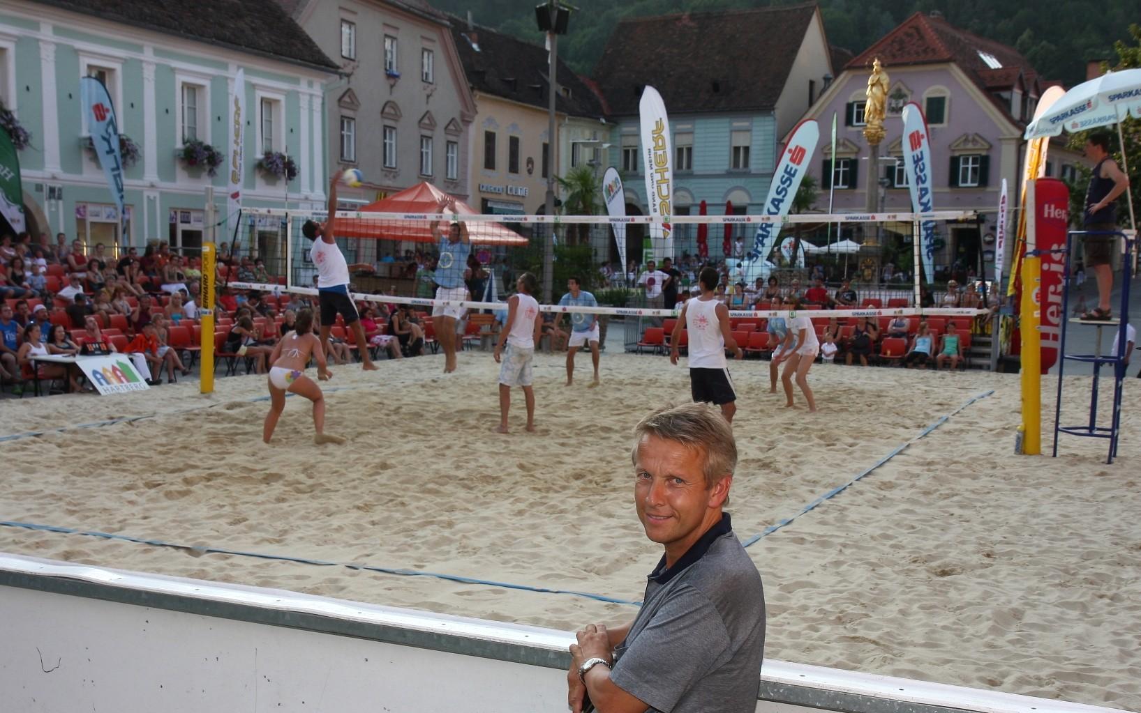 Bei den BeachDays in Hartberg (C) Büro StS