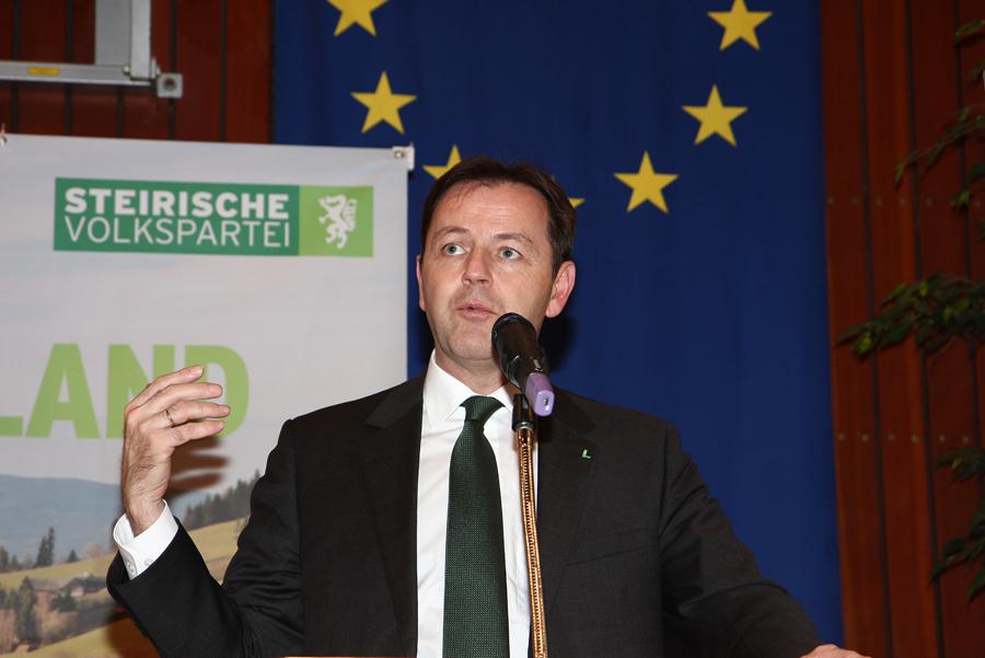 Bundesminister Niki Berlakovich