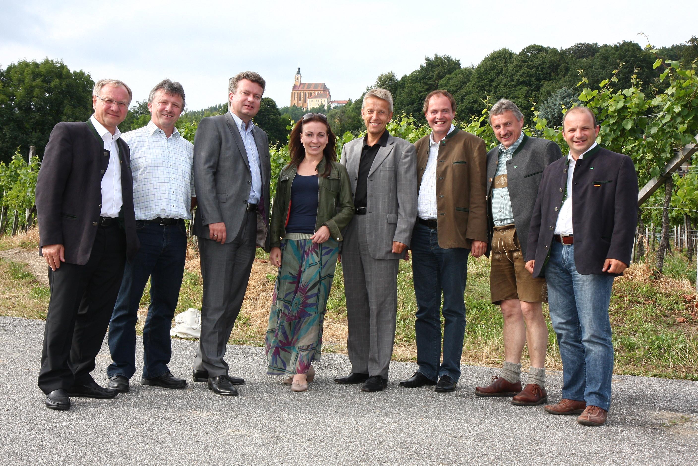 Abgeordnetentreffen am Pöllauberg