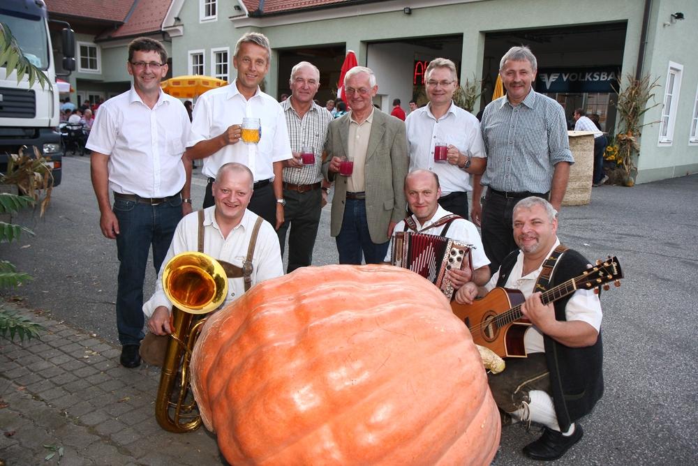 Gemeindefest in Hartl