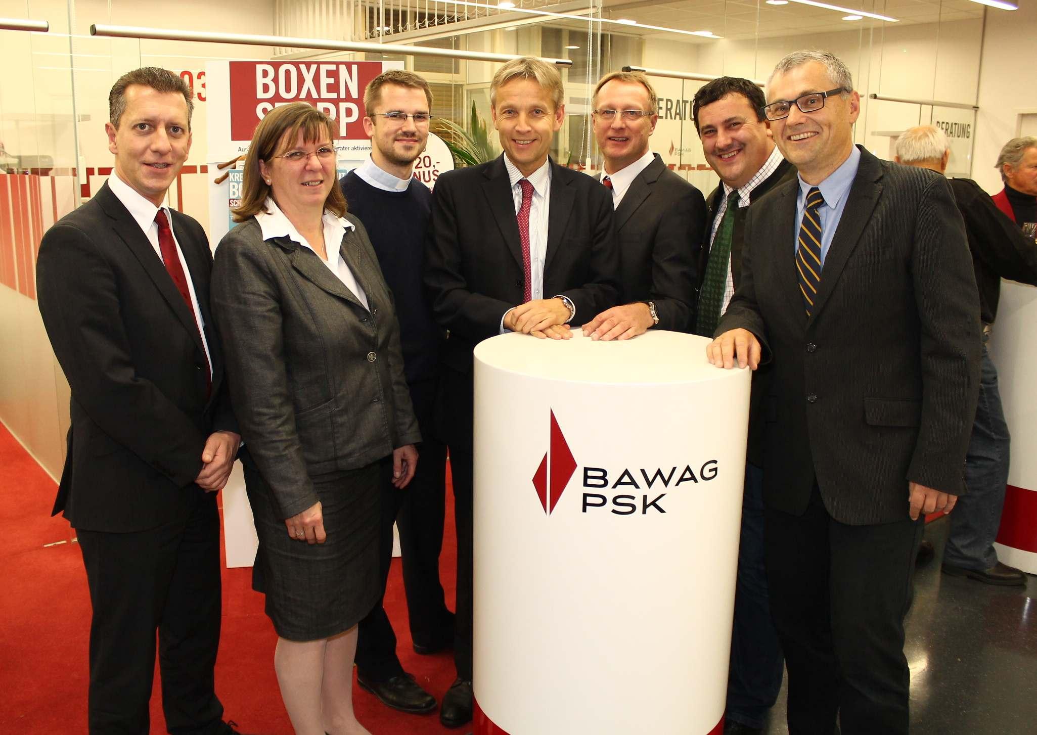 © BMEIA, Staatssekretär Lopatka und Vizebürgermeister Lutz Pratter gratulierten zur gemeinsamen Filiale