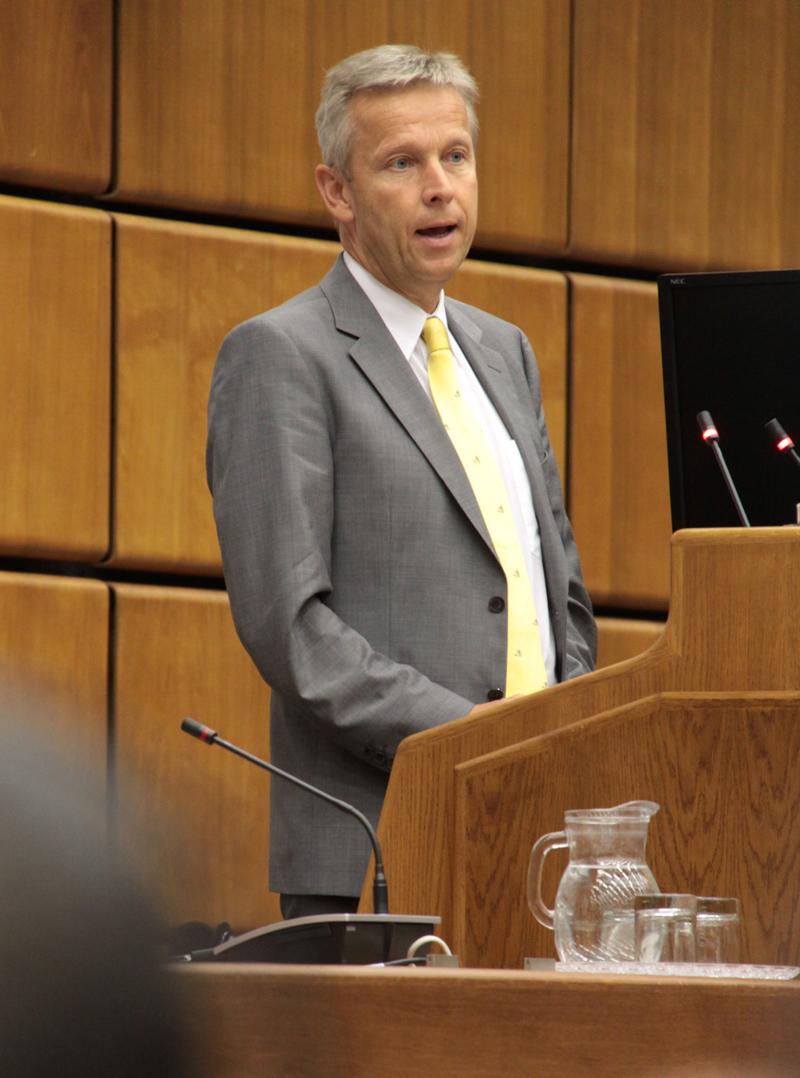 (c) BMeiA; StS Lopatkabei der Präsentation des UN-Weltdrogenberichts 2013 im Vienna International Centre