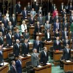 (c)ÖVP-Parlamentsklub, Foto: Schiffl; Konstituierende Sitzung Nationalrat 2013
