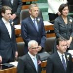 (c)ÖVP-Parlamentsklub, Foto: Schiffl; StS Lopatka bei der Angelobung im Nationalrat