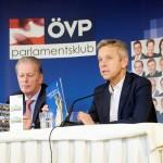 CR: ÖVP-Klub / Sabine Klimpt