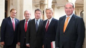 (c)Landtag Steiermark; StS Lopatka bei 20 Jahre ungarisches Honorarkonsulat in Graz