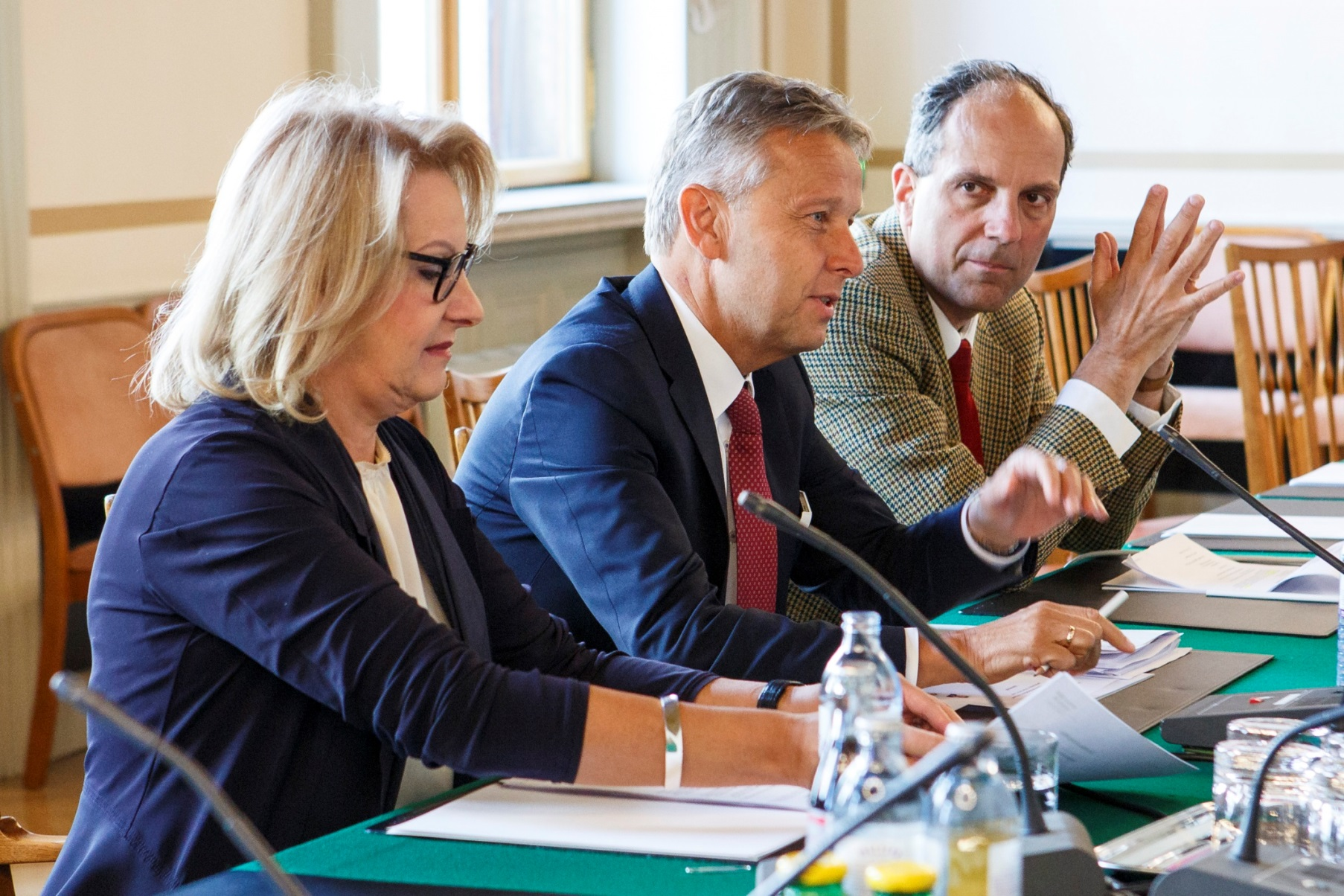 (c) Parlamentsdirektion / Bildagentur Zolles KG / Christian Hofer