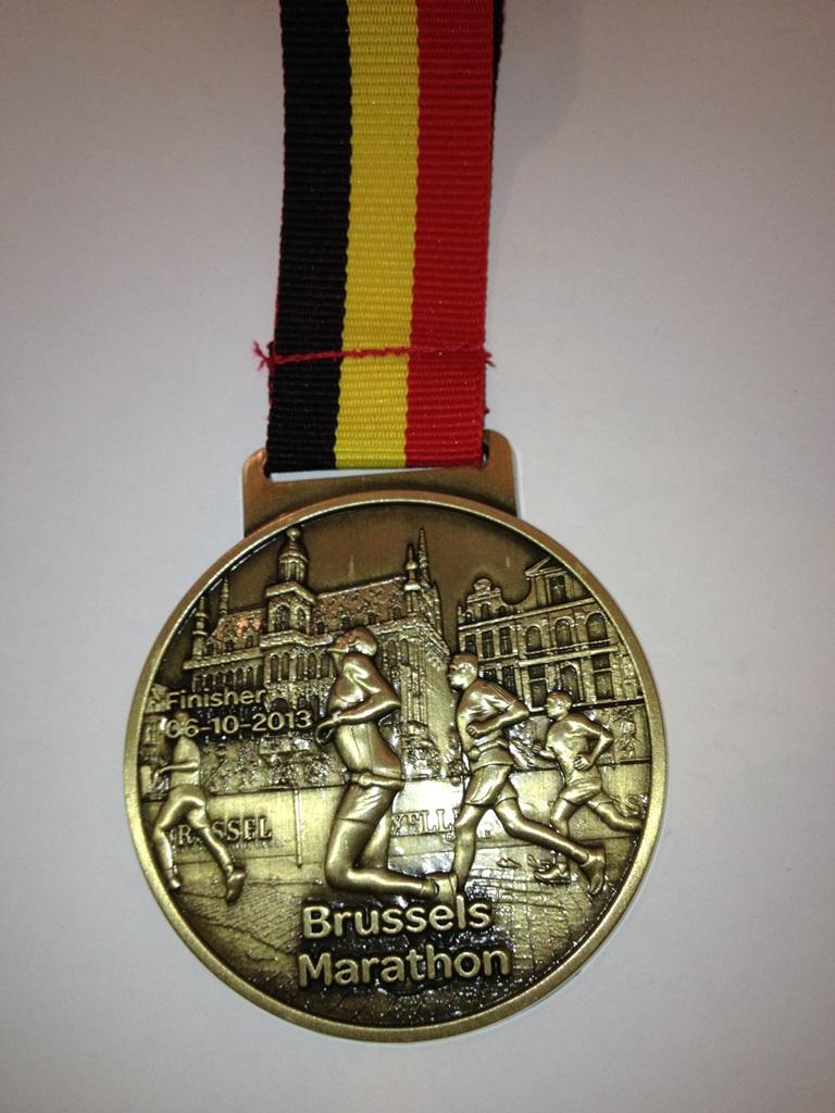 Brüssel Marathon 2013