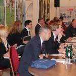 (c)BMeiA, StS Lopatka bei V4 Treffen