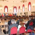 (c)BMeiA; StS Lopatka bei ZEI Treffen