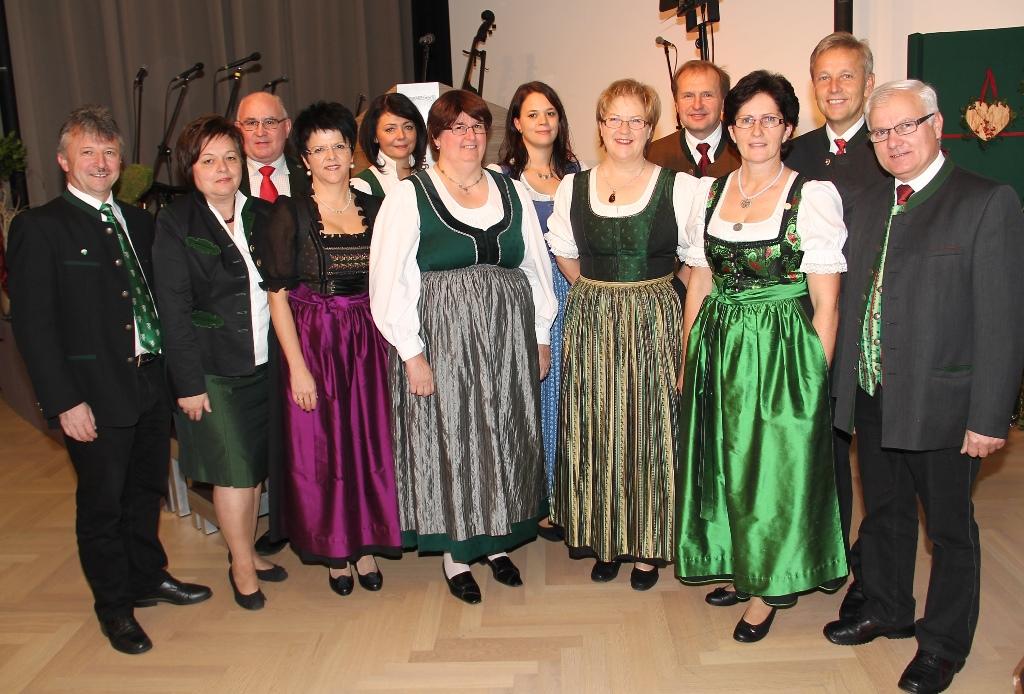 (c) BMeiA, StS Lopatka beim Bäuerinnentag im Bezirk Hartberg