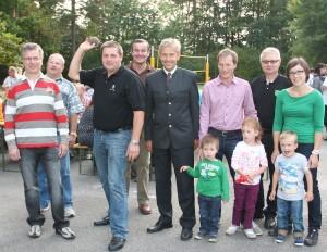 (c)BMeiA, StS Lopatka beim Familienspielefest in Großhart