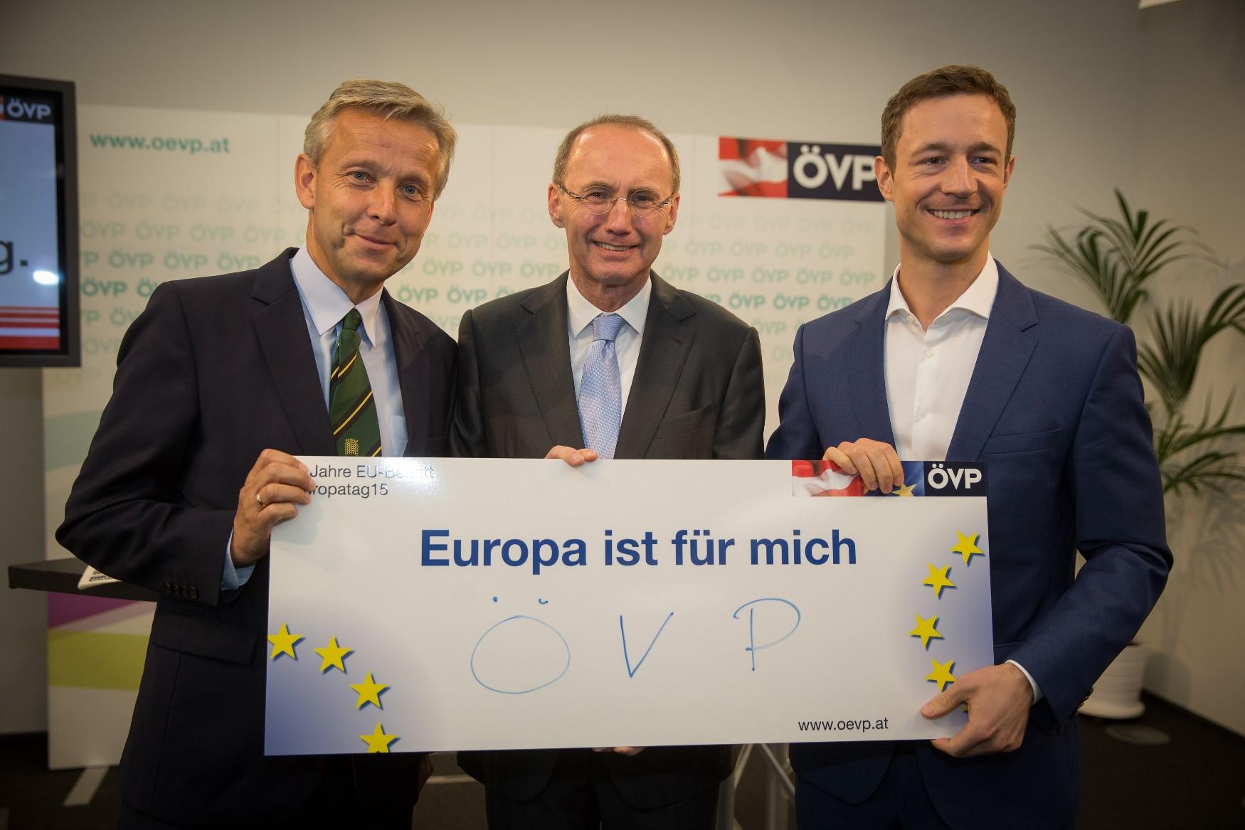 (c) ÖVP/ Jakob Glaser