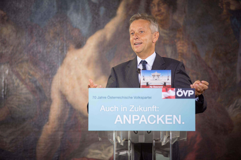 © ÖVP/Jakob Glaser