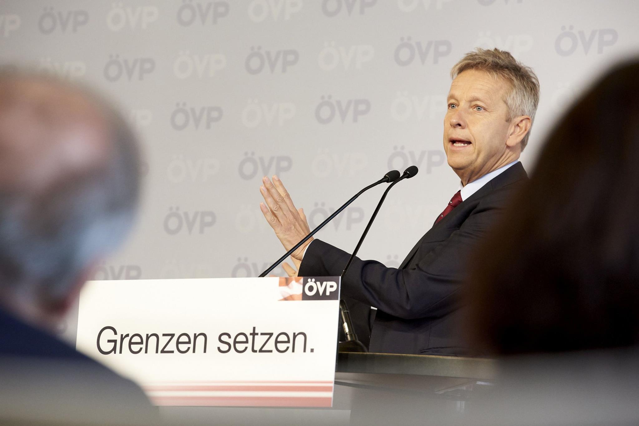 (c) ÖVP-Klub/ Sabine Klimpt