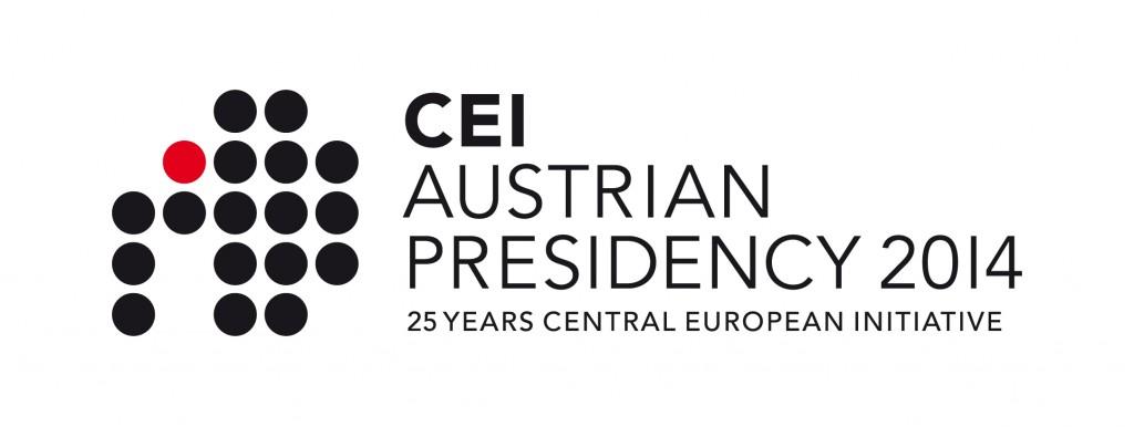 (c)BMeiA, Logo Österreich ZEI Vorsitz 2014