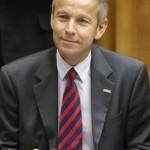 © Daniel Brandtmayer, Finanzstaatssekretär Lopatka im Parlament