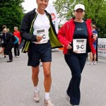 © Sporthilfelauf mit Gattin des Bundeskanzlers Martina Ludwig-Faymann