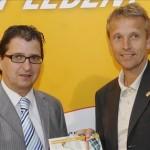© HBF/Pusch, Lopatka mit BSO Präsident Widmann