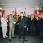 © ÖVP; Präsentation als Wahlkampfleiter
