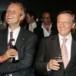 © ÖVP, Lopatka mit Bundeskanzler Schüssel