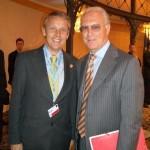 (c)ÖVP, Lopatka mit Franz Beckenbauer