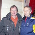 © ÖVP, Lopatka mit Abfahrts-Olympiasieger Franz Klammer