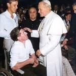 © ÖVP, bei Papst Johannes Paul II 1979
