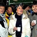 © ÖVP, Schladming Night Race mit Benita Ferrero-Waldner