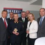 © Hartberger Woche/Alfred Mayer, Lopatka mit Innenministerin Fekter