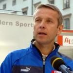 © ÖVP; 1. Tag als Sportstaatssekretär