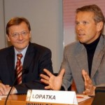 © ÖVP, Antrittspressegespräch als Generalsekretär März 2003