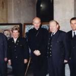 © ÖVP, mit LHs Niederl, Klasnic u Krainer und Bischof Kapellari