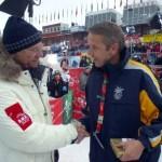 © GEPA-Pictures, Lopatka mit Carl XVI. Gustaf von Schweden