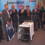 © ÖVP; 45. Geburtstag
