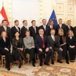© ÖVP, neue Bundesregierung 2007