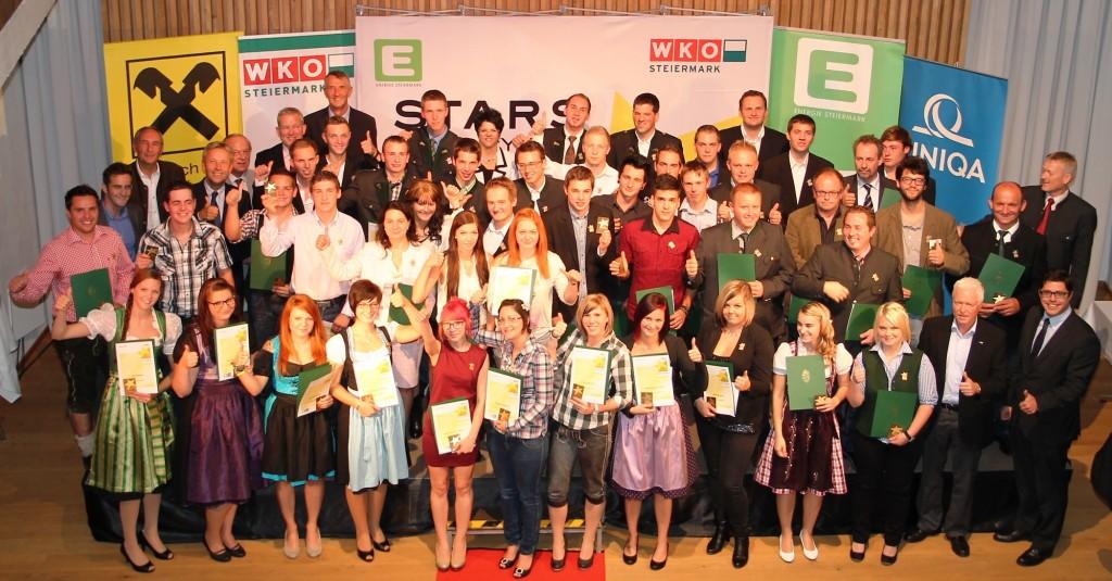 (c)ÖVP, StS bei Stars of Styria Auszeichnung der WKÖ